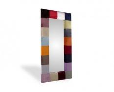 Espejo tapizado Venecia
