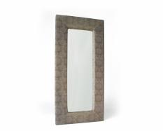 Espejo tapizado Liso 3