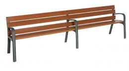 Banco modo madera modelo C-106-3M