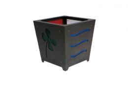 Jardinera modelo Cube