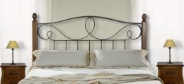 Dormitorios (con postes de madera)