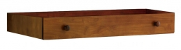 Cajón rastrero de madera