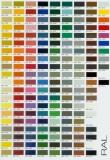 Paleta color RAL (Forja-Madera)