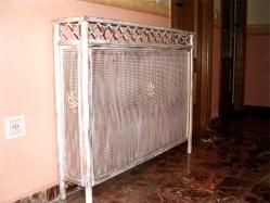 Cubreradiador de forja 06