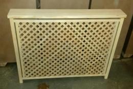 Cubreradiador madera 100