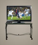 Mesa TV de forja modelo Filo