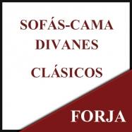 Sofás-Cama-Divanes Clasicos