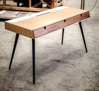 Escritorio forja-madera 107