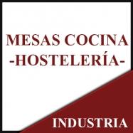 Mesas cocina y hostelería