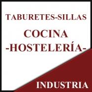 Taburetes y sillas cocina (Hostelería)