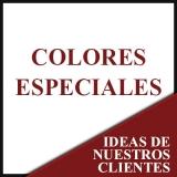 Colores especiales