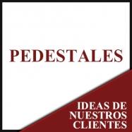 Pedestales