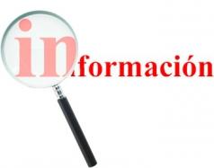 Información Cuadro Técnico en forja
