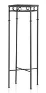 Pedestal de forja Atenas