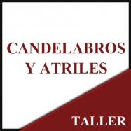 Candelabros y atriles
