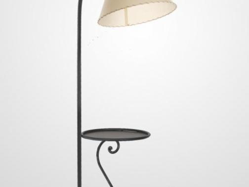 Lámpara de Pié 05
