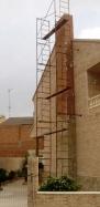 Instalación de obra