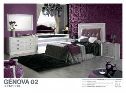 Dormitorio Génova