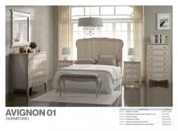 Dormitorio Avignon
