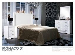 Dormitorio Mónaco