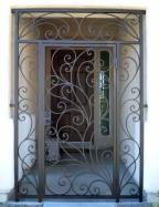 Puerta de forja 01