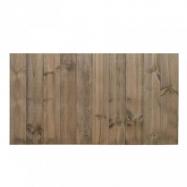 Cabecero de madera 02