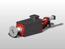 Motor Electro Mandrino SERIE EB V1