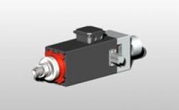 Motor Electro Mandrino SERIE ECR ISO 40