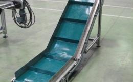 Transportador de Banda en PVC o en Poliuretano