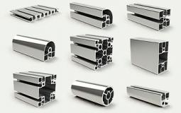 Perfilería de Aluminio