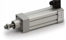 Cilindros con transductor de posicion