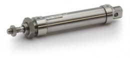 Cilindros de acero inoxidable norma ISO 6432