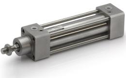 Cilindros de acero inoxidable ISO 15552
