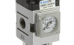 Filtros / reguladores con manómetro integrado