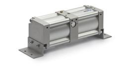 Multiplicador de presión aire-aire