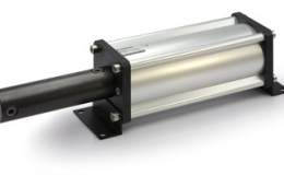 Multiplicador de presión aire-aceite