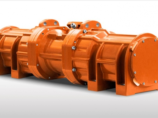 Vibrators for Quarry and mining, oil and gas SV