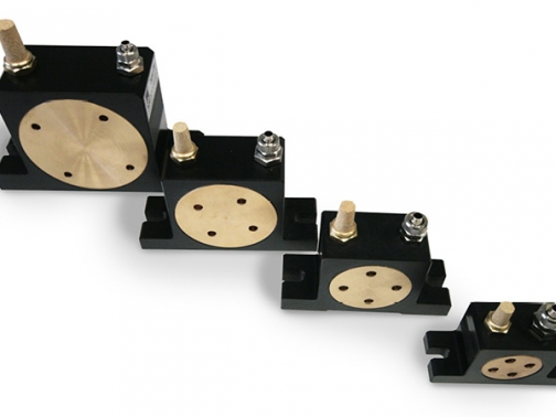 Vibradores Neumáticos Externos a Rulos OR