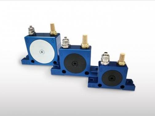 Vibradores Neumáticos Externos a Bola S