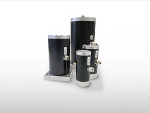 Vibradores neumáticos lineales a pistón con amortiguador de aire K