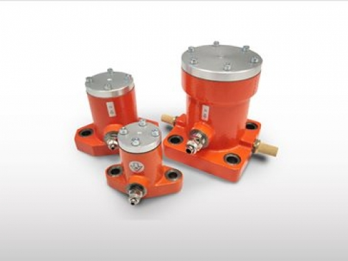 Vibradores Neumáticos Externos de impacto a pistón P