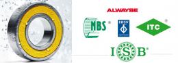 Rodamientos y Productos inoxidables ISB