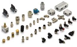 Válvulas complementarias, racores y accesorios