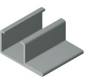 Perfil de metal para guías AC-01
