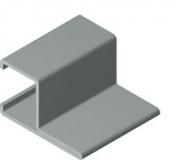 Perfil de metal para guías C-14 / CI-14