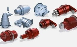 Reductores para motores Hidráulicos