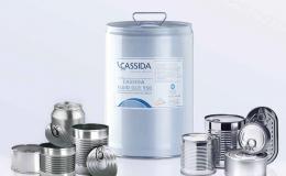 Cassida Lubricantes para el cerrado de latas