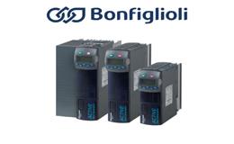 Convertidores de frecuencia Bonfiglioli