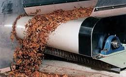 Bandas transportadoras HABASIT para tabaco