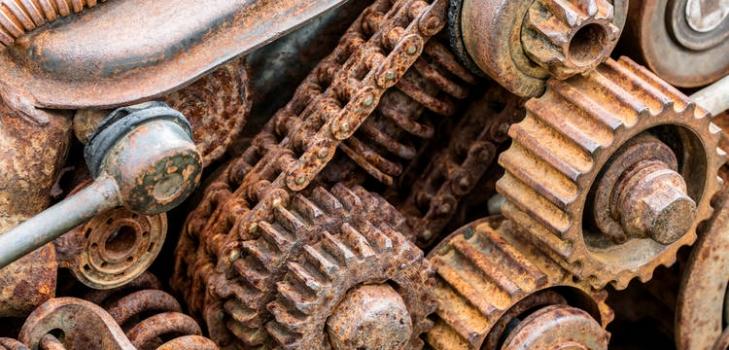 ¿Qué es la corrosión y cómo evitarla?